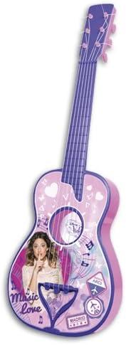 Violetta - Guitarra española de plástico en Estuche (Claudio Reig ...