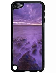 Hard Back Cases With Amazing Purple Natural Sceneries For SamSung Galaxy S5 Case Cover Protective Cover