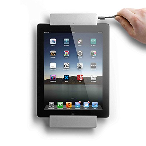 smart things sDock Air iPad wall mount and docking station for iPad Air 1 + 2, iPad 4, iPad Pro 9.7 inch with picture frame - All in one by smart-things (Image #1)