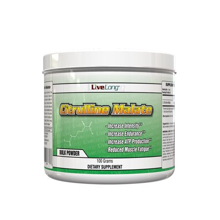 LiveLong citrulline Malate 100g