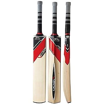 0e97b2e3a54 Slazenger V1200 Hex Select Cricket Bat: Amazon.co.uk: Sports & Outdoors
