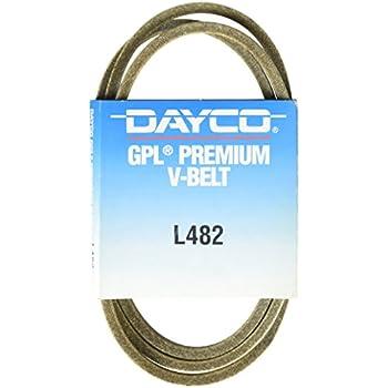 Dayco L482 V Belts