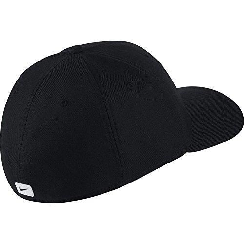 negro S Nike blanco y 99 Classic Negro Gorra Blanco Unisex y M wfz6q0w