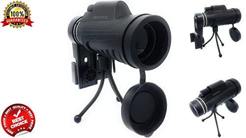 Místico high power monocular telescope scope quick
