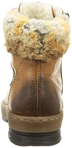 RiekerZ6743-24 - Botas mujer marrón - marrón