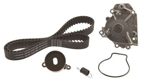 Honda Crv Water Pump - AISIN TKH-014 Engine Timing Belt Kit with Water Pump