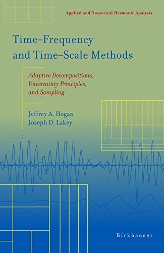 Time Frequency and Time-Scale Methodes
