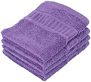 product image for MyPillow Washcloth 4 Pack [Royal Purple]