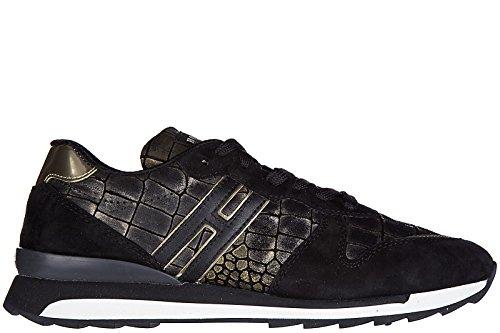 Hogan Rebel Kære Sko Sneakers Damer Ruskind Sko Sneakers R261 Allaccia raG7xjGL