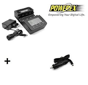 Cargador Powerex MH-C9000