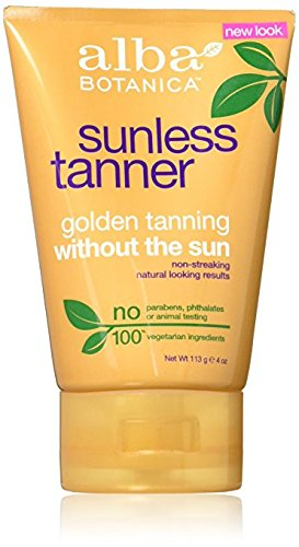 Alba Sunless Golden Tanning Lotion product image