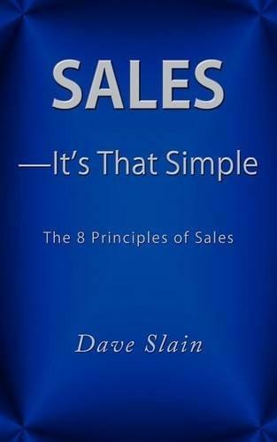 Sales-It's That Simple ebook