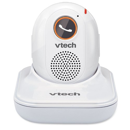 VTech SN6167 CareLine Accessory Portable Safety Pendant, White | Requires a VTech SN1197, SN6127, SN6187, SN6196, or SN6917 Series Phone to Operate ()