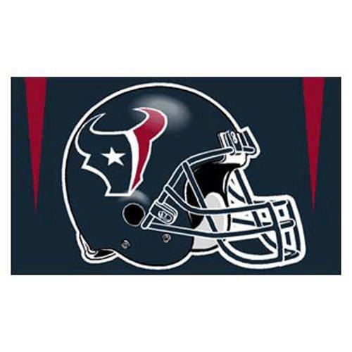 【売り切り御免!】 ヒューストンテキサンズNFL 3 x x 5のバナー旗(36 3
