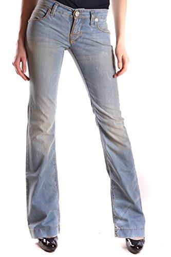 Pinko Jeans Donna MCBI242034O Cotone Blu