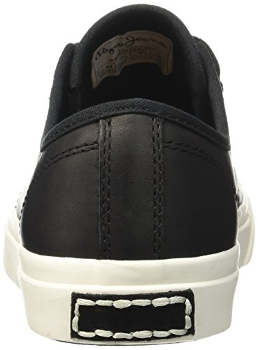 Pepe Jeans Premiere - Zapatillas de deporte Hombre Negro - Noir (999Black)