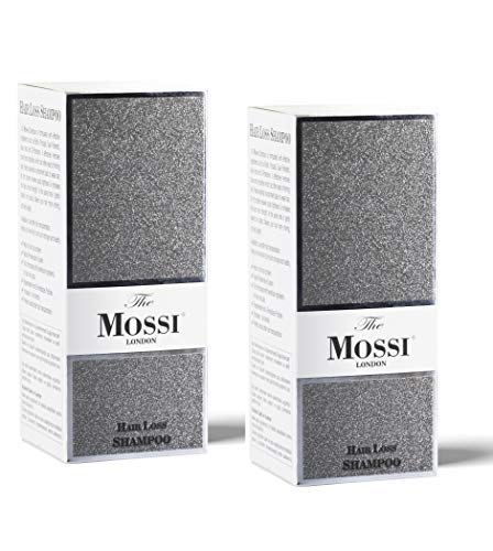 The Mossi London Hair Loss Shampoo x2