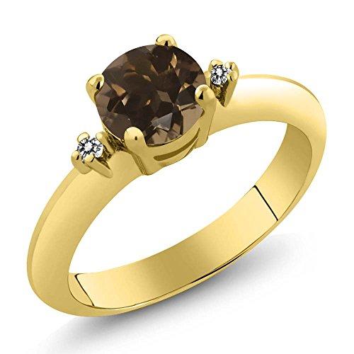 0.82 Ct Radiant Diamond - 7
