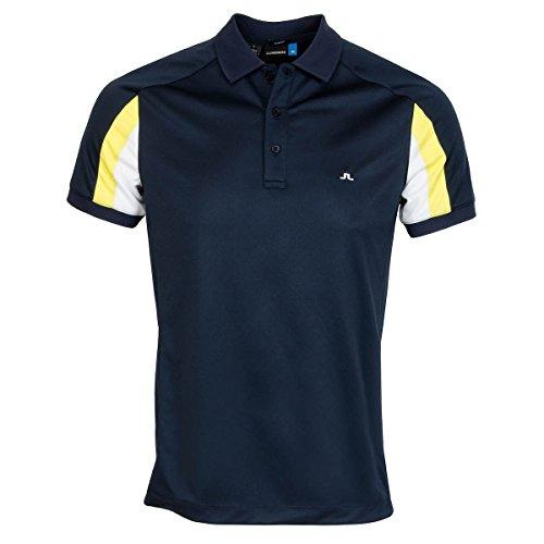ジェイリンドバーグ ジョエル スリム フィールドセンサー 2.0 半袖ポロシャツ