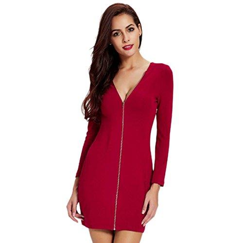 Buy buy zip up dressing gown - 5