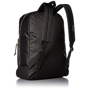 JanSport Super FX Series Backpack (Black / Gold)