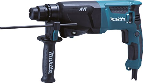 Makita HR2601J Bohrhammer für SDS-PLUS 26 mm, im Makpac