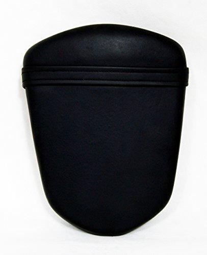 Artudatech Motorbike Rear Passenger Seat, Motorcycle Passenger Rear Seat Leather Pillon Seat Cushion Replacement For S-U-Z-U-K-I GSXR1000 K5 2005 2006: