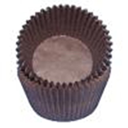 brown cupcake liners - 3