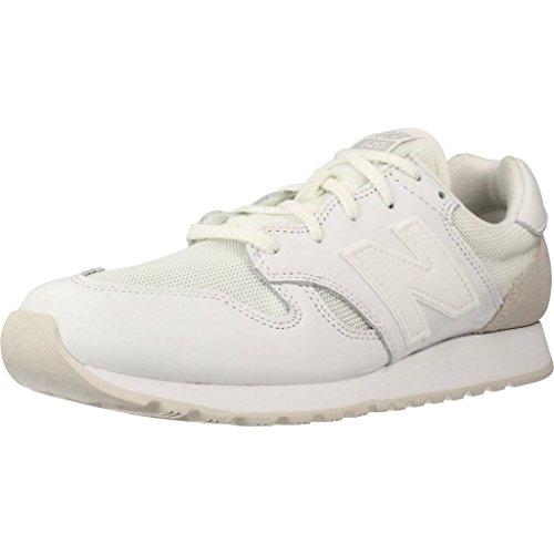 Uomo New Bianco 520 Sneaker Balance 8BxwABT
