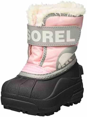 Sorel Kids' Toddler Commander Snow Boot