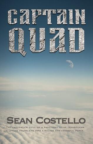 book cover of Captain Quad