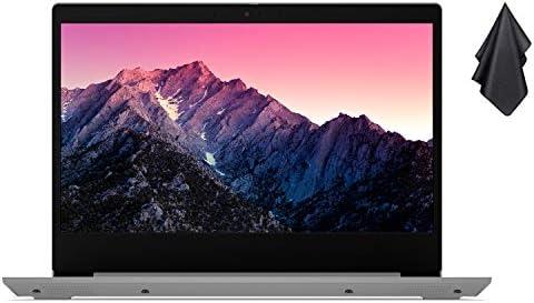 2021 Newest Lenovo IdeaPad Laptop, 14″ FHD Display, Intel Core i5-1035G1 Quad-Core Processor (Up to 3.6 GHz), 20GB RAM, 512GB PCIe SSD, Webcam, Narrow Bezel, HDMI, Windows 10, Silver + Oydisen Cloth