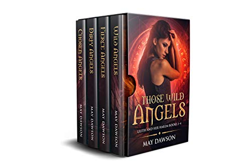 - Wild Angels Books 1-4: Those Wild Angels Boxed Set