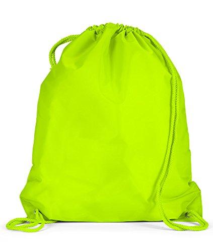 8882 UC Spts Bag LimeGreen One