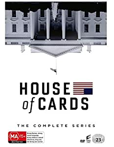 House of Cards: The Complete Series (Seasons 1 - 6)