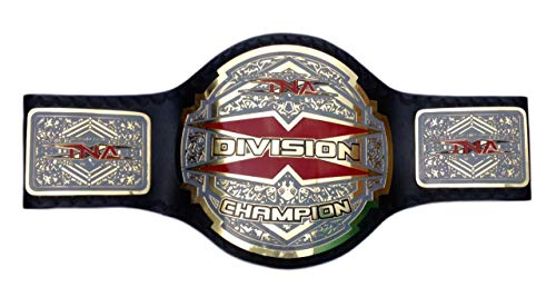 Vitalusa TNA Total Nonstop Action Division Wrestling Championship Belt Adult Size Replica Belt