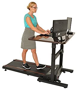 Conquer Electric Treadmill Standing / Walking Desk, Automatic Height Adjustment