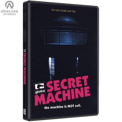 Globe & Studio 411 presents SECRET MACHINE surfing DVD