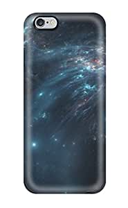 Tpu Phone Case With Fashionable Look For Iphone 6 Plus - Kaemira Nebula by runtopwell
