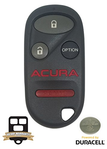 New Factroy 4 Button Acura Keyless Remote A269ZUA108 DIY Instructions