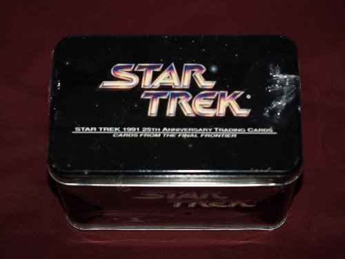 Star Trek 1991 25th Anniversary Trading Cards (Star Trek The Next Generation Trading Cards 1991)