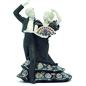 NADAL 763206 Figurine – Flamenco Dance