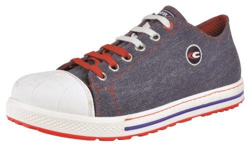 Cofra zapatos de seguridad Hook S1P SRC Old Glories 35021-000 zapatos en zapatillas de-aspecto, colour morado, Morado, 35021-000