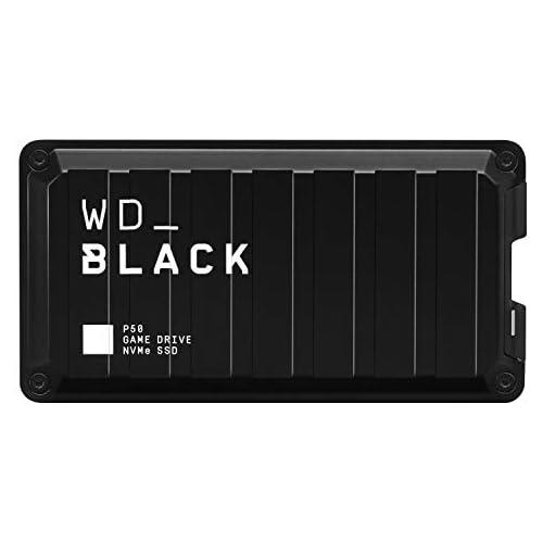 chollos oferta descuentos barato WD BLACK 2TB P50 Game Drive SSD Excelente rendimiento para tus juegos en cualquier parte