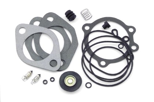 (Bikers Choice Keihin Carburetor Economy Rebuild Kit 20709 For Harley Davidson)