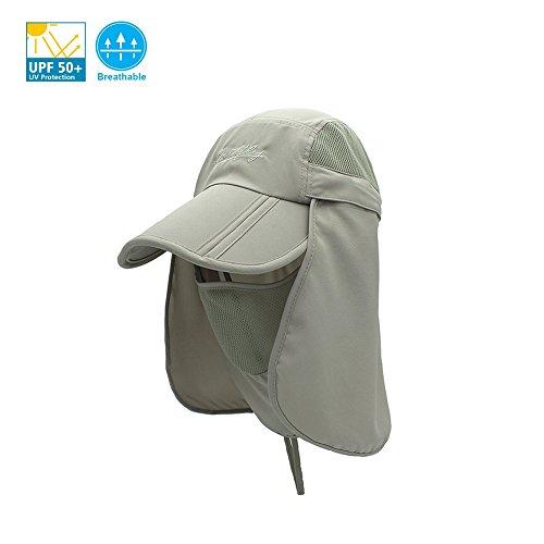 951b0adea43 UNIQME Sun Cap Fishing Hat For Men Women