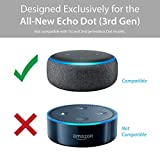 TotalMount Echo Dot (3rd Gen) Hole-Free Wall