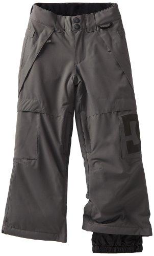DC Boy's Banshee K 13 Pant, Dark Shadow, X-Small