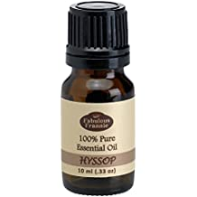 Hyssop 100% Pure, Undiluted Essential Oil Therapeutic Grade - 10ml- Great For Aromatherapy!