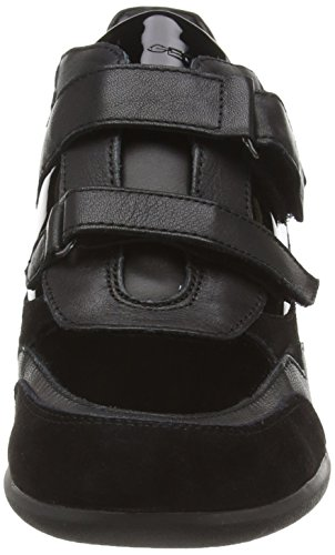 Schwarz Persefone Sneaker Donna Geox Blackc9997 Donna Basse 1XvqZWx4w